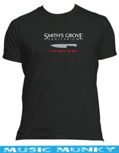 HALLOWEEN t-shirt all size & colours Michael Myers sanitarium classic horror