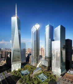 Kijktip: panoramafoto's maken vanaf het nieuwe World Trade Center