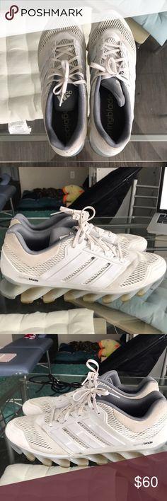 uomini è adidas springblade scarpe da corsa q senza scatola mens adidas