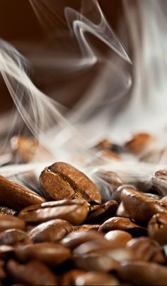 Hand-Roasted Gourmet Coffee #Coffeetime