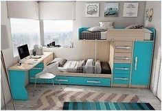 46 Best Childrens Study Room Design Ideas For Your Kids is part of Small kids bedroom - Parents love their kids right Well, in term of interior decoration and design, a children 's rooms have got to […] Study Room Design, Kids Room Design, Baby Design, Teen Bedroom, Home Decor Bedroom, Bedroom Ideas, Bedrooms, Kid Beds, Bunk Beds