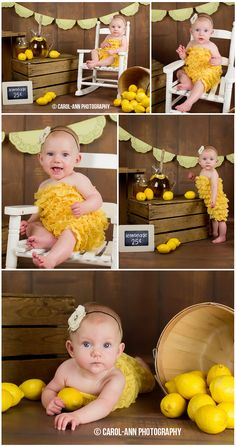 Kaiya's Vintage Lemonade Stand & Family Photo Shoot » Carol-Ann Photography Blog Lemonade mini session setup    http://www.carol-annphotography.com/blog/