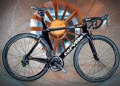 Cervelo S5 selected by Bicycling magazine as the best aero road bike in 2012