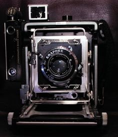Graflex Crown Graphic I've had two of these.  They are so much work to prep, but enjoyable when you're shooting one.