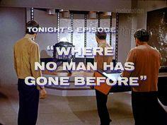 Original Second Pilot Title Shot: Where No Man Has Gone Be… | Flickr