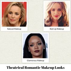 Makeup for the Body Types – Cozy Rebekah