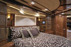 Liberty Coach Introduces Triple Slide-out Luxury Motor Coach