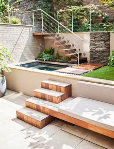 The Garden Builders - House & Garden, The List