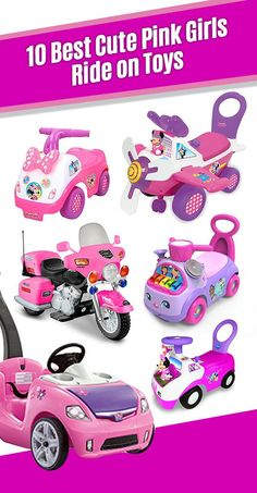 10 Best Cute Pink Girls Ride on Toys for 2020 Best Gifts For Girls, Cool Toys For Girls, Best Kids Toys, Auditory Learning, Visual Learning, Toddler Toys, Toddler Stuff, Creative Thinking Skills, Thing 1