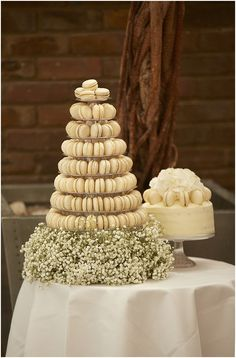 London-Wedding-Islington-Macarons-Macaroons-Tower-Cake-Delivery-UK-Mlevyn-Vincent-13