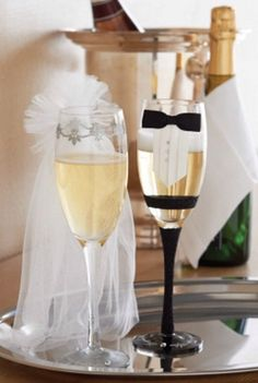 Buy Mud Pie Bride and Groom Stemmed Champagne Glass Set Bride And Groom Glasses, Wedding Gifts For Bride And Groom, Wedding Glasses, Champagne Glasses, Gifts For Wedding Party, Bridal Gifts, Bride Groom, Bridal Glasses, Wedding Decor