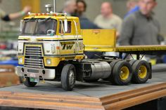 Rc Trucks, Custom Trucks, Pickup Trucks, Semi Trucks, Model Truck Kits, Model Kits, Large Scale Rc, Model Cars Building, Truck Scales