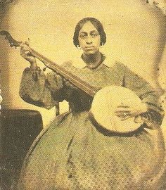Creole Woman...would love to have heard her play the banjo ...