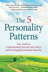 The 5 Personality Patterns: Your Guide to Understanding Yourself and Others and Developing Emotional Maturity by Steven Kessler - Bodhi Tree Press Understanding People, Understanding Yourself, Books To Read, My Books, Life Map, Psychology Books, This Is A Book, Maturity, Personality Types