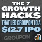 The 7 growth hacks that led Groupon to a $12.7 Billion IPO Online Marketing, Digital Marketing, Marketing Tactics, Growth Hacking, Read Later, Hacks, Led, Tips