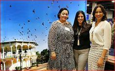 Oferta turistica Puerto Plata presenta credenciales en 'The Boston Globe Travel Show'