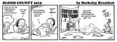 Flightless fowl for Trump