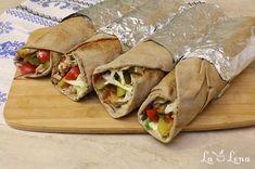 Shaorma de casa - pas cu pas si POZE - LaLena.ro Hamburger, Tacos, Food And Drink, Low Carb, Pizza, Mexican, Cooking, Health, Ethnic Recipes