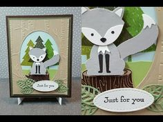 Throwback Thursday Stampin' Up! Birthday Cards For Friends, Friend Birthday, Animal Cards, Cool Pets, Throwback Thursday, Craft Work, Kids Cards, Stampin Up Cards, Your Cards