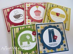 Stampin' Up! Patterned Occasions