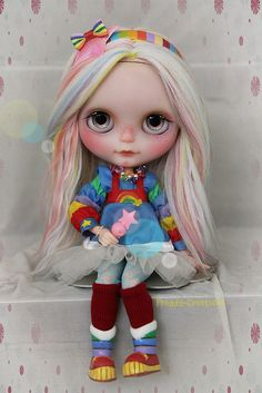 Missy Rainbow Brite :) | Flickr - Photo Sharing!