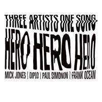 "Frank Ocean + Mick Jones + Paul Simonon + Diplo - ""HERO"" par ConverseMusic sur SoundCloud"