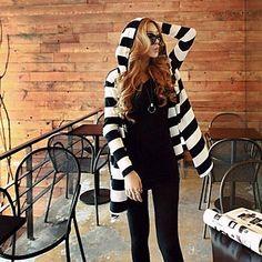 Stripe Hoodies