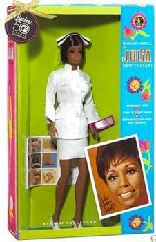 Nurse Julia Doll (40 pieces)