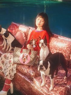 The Lucky Year of The Dog:狗年開春做主角,Gucci 推出農曆新年限定系列 - The Femin