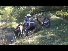 Swincar - the ultimate personal terrain rover.