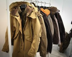 Ten C AW12 - Brilliant jackets from the ex-Stone Island man Paul Harvey and Allesandro Pungetti, of CP Company/Esemplare.