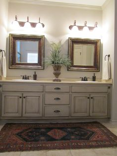 Best Paint Color For Bathroom Vanity