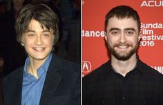 Daniel Radcliffe: 2001 and 2016 - UK Press/Getty Images; George Pimentel/Getty…