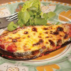 Eggplant Recipes | Eggplant Parmigiana