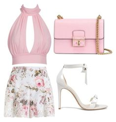 """""""ready for anything"""" by breeanakelley on Polyvore featuring Dolce&Gabbana, Zimmermann and Alexandre Birman"""