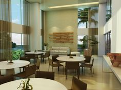 Edf. Maria Olivia - Boa Viagem. 4 Quartos (2 Suíte) 4 Apartamentos por andar Área de 125 m² ou 132m² 28 pavimentos Sala de Jantar Sala de Estar Varanda Gourmet Área de Serviço Cozinha