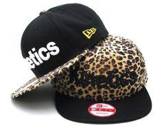 "Snapback ""Leopard Pack"" de Kinetics x New Era"