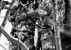 One of the most life changing moments for a hunter. 20 feet high, degree weather and a beautiful walking in Sitka Gear Bowtech INC. The Outdoors Chef Hunting Photography, Sitka Gear, Whitetail Bucks, Life Changing, Archery, Walking, Weather, In This Moment, Landscape Photography