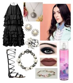 """""""Clove"""" by fashionablehottie25 on Polyvore featuring Balmain, GUESS, Marchesa, Shaun Leane and Givenchy"""