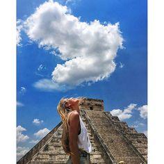 Instagram media by goicoechea22 - Chichen itza  #Mexico @viajaway #trendingtropic #viajarempiezaconb #viajaway