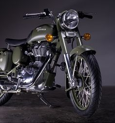 My Dream Bike...  Hopefully I will buying Classic 350 in another year or so..  :)