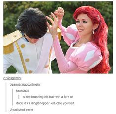 Laughing way too much about these...tumblr photo comments
