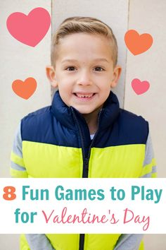 Valentine's Day is coming up and I am always on the hunt for cute, quick, and simple game ideas to do with my students or family. The games below are all of those things AND fun, too! So whether you are hosting your child's Valentine's Day Class Party or having a family night at home, …