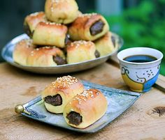 These could be found at Middle-Eastern stores in a plastic bag, imported from an Armenian bakery in California; I used to buy them, all the while lamenting that they did not taste fresh. In…