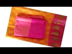 Design blouse / simple stylish fancy cotton saree blouse design with stone / checked saree blouse - YouTube Patch Work Blouse Designs, Blouse Back Neck Designs, Cotton Saree Blouse Designs, Blouse Simple, Checks Saree, Patches, Fancy, Stone, Stylish