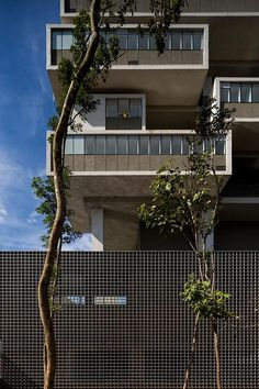 ombuarchitecture:  Isay Weinfeld360º Building | Sao Paulo - Brazil© Fernando Guerra, FG+SG Architectural Photography via Últimas reportagens