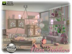 here for your sims 4 Nana toddlers bedroom. Found in TSR Category 'Sims 4 Kids Bedroom Sets' Sims 4 Cc Furniture Living Rooms, Diy Kids Furniture, Bedroom Furniture, Furniture Design, Toddler Bed Frame, Toddler Bunk Beds, Sims 4 Children, 4 Kids, 4 Bunk Beds