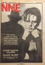NME (UK) 1982 / 05 / 22 | HONEYMOON KILLERS, NEW YORK DOLLS, JONATHAN RICHMAN, VICE SQUAD | Magazine | Music 4 Collectors