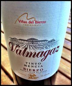 El Alma del Vino.: Viñas del Bierzo Valmagaz Tinto Mencía Cosecha 2013.