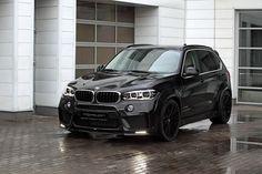 BMW X5 More Aggressive With TopCar And Lumma !